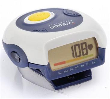 Oregon Scientific Pedometer and Pulse Meter